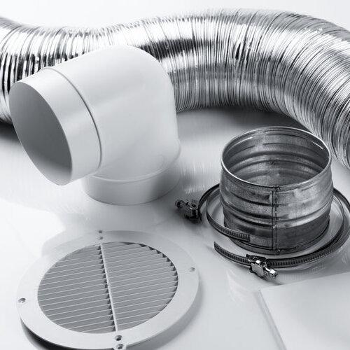 Metallic air ducts