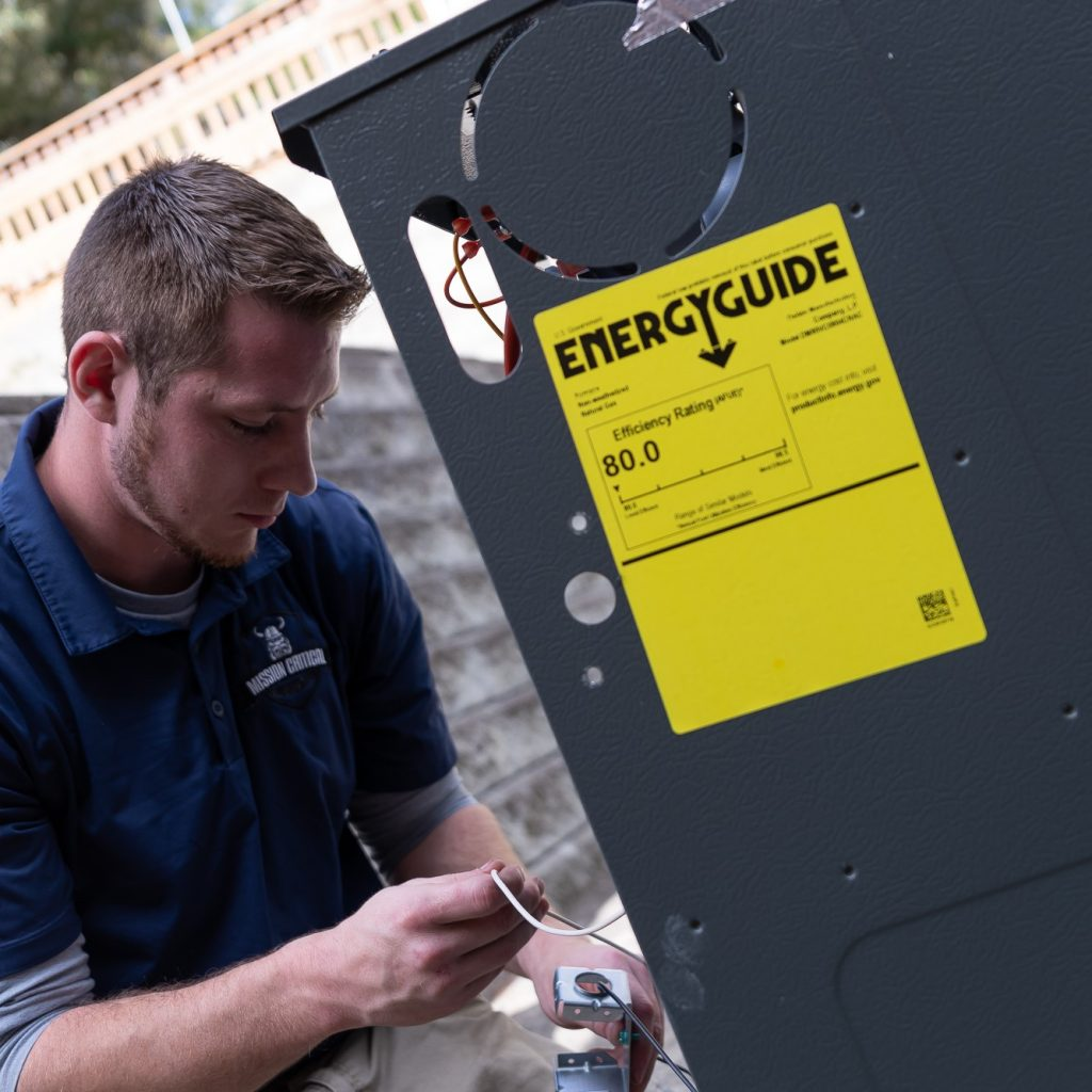 energy efficiency installation