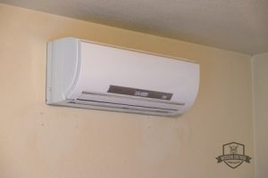 Ductless Air Conditioner System