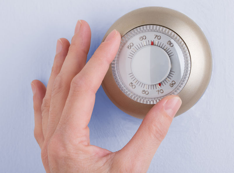 If you don't need to replace your entire HVAC unit, simply switching to a programmable thermostat can make a big difference!